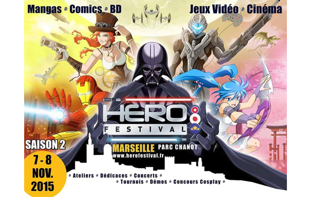 Place au Hero Festival – 02.11.15