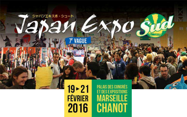 Japan Expo Sud – édition 2016 – 17.02.16
