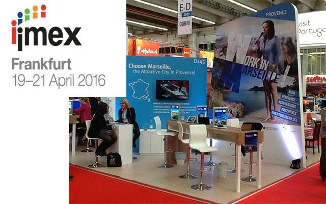 IMEX 2016 ouvre ses portes – 19.04.16