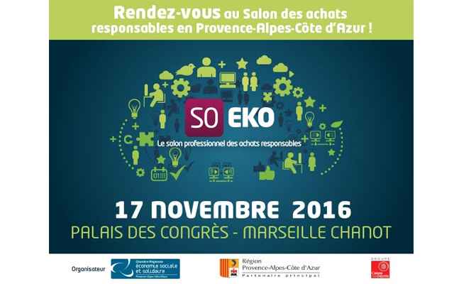 Focus sur le Salon SO EKO – 15.11.16