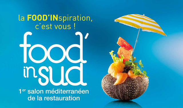 Food'in Sud, the first Mediterranean food service industry trade show <!--– -->