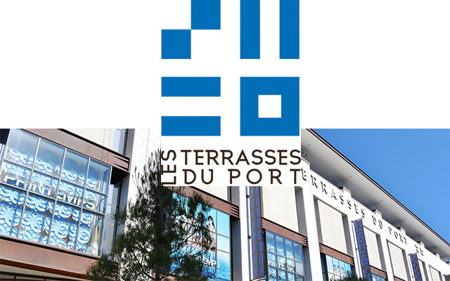 Kicking off Les Terrasses du Port <!--– -->