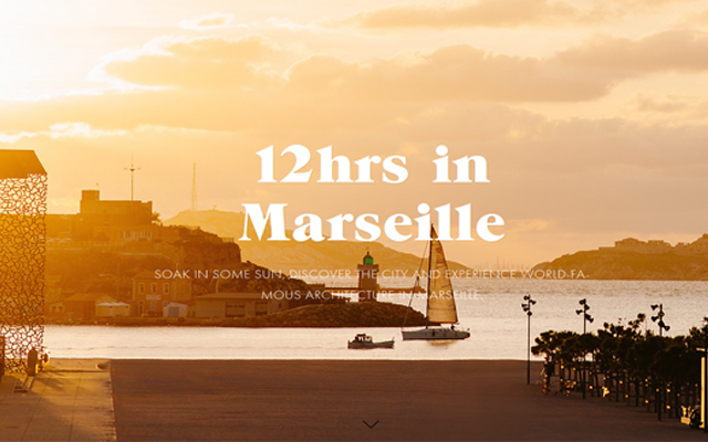 12 hours in Marseille <!--– -->
