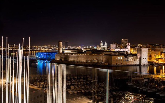 A new outdoor venue in Marseille <!--– -->