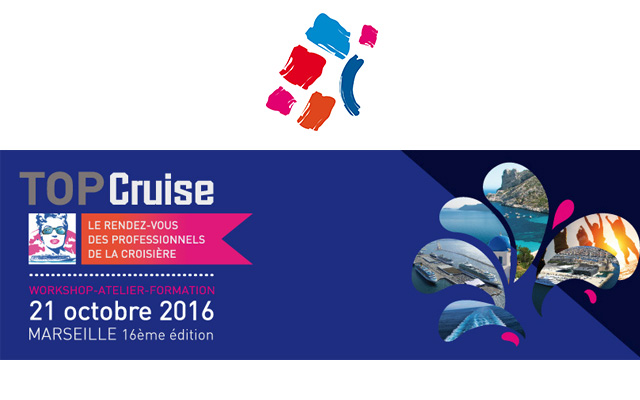 Top Cruise amarre à Marseille Chanot <!--– -->