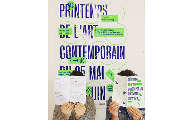 Le Printemps de l&rsquo;Art Contemporain revient à Marseille du 25 mai au 11 juin <!--– -->