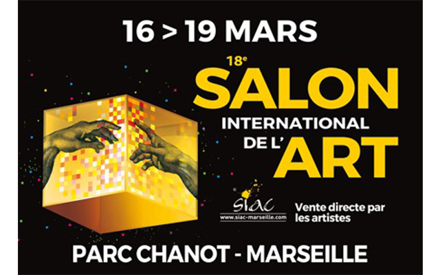 18ème Salon International de l'Art <!--– -->
