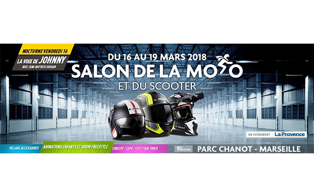 Salon de la Moto et du Scooter <!--– -->