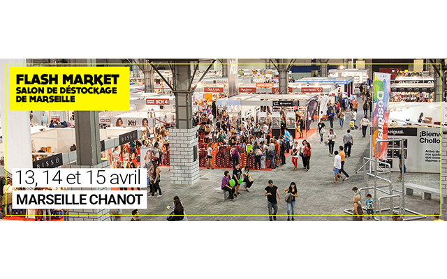 FLASH MARKET ! MARSEILLE <!--– -->