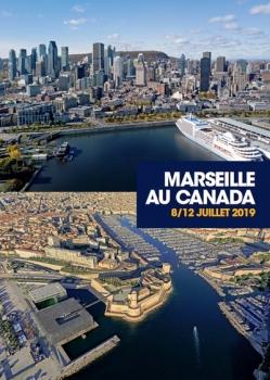 Marseille au Canada <!--– -->